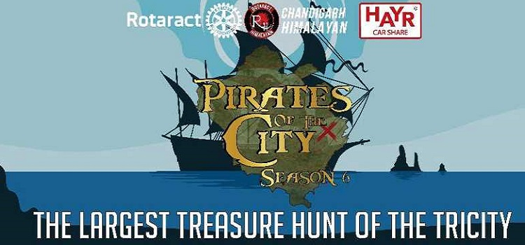 Pirates of the City - Season 6 In Chandigarh