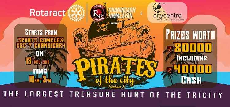 Largest Treasure Hunt Of Tricity: Pirates Of The City Season 5 Is Back In Town!