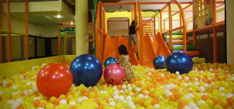 Enjoy A Play Date With Your Kid At Pitter Patter Panchkula: The Ultimate Fun Destination