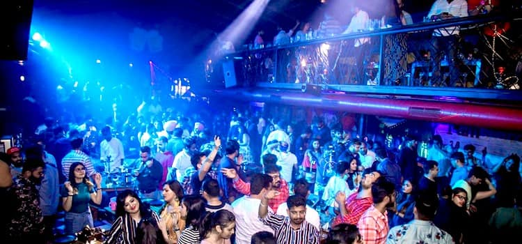 7 Best Places To Party In Chandigarh
