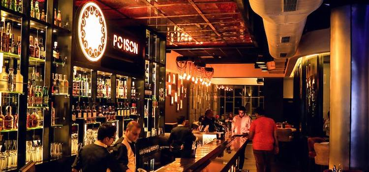 Cheers, Beers & Many More Years - Raise The Toast With Chandigarh's Top-Rated Lounge 'Poison'!