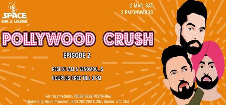 Pollywood Crush Episode 2 At Space