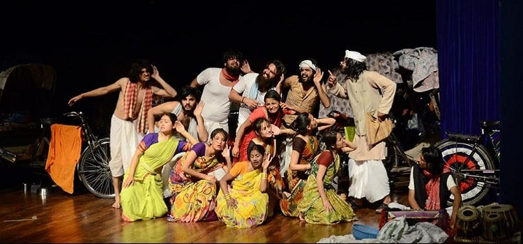 Poster - A Play At Tagore Theatre Chandigarh