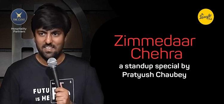 Pratyush Chaubey Live At Laugh Club Chandigarh by Laugh Club