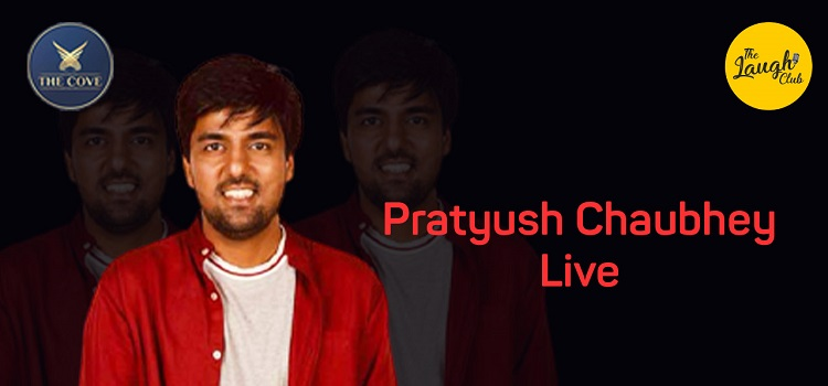 Pratyush Chaubey Live At The Laugh Club Chandigarh by Laugh Club