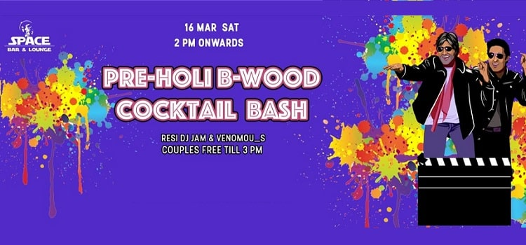 Pre-Holi B-wood Cocktail Bash In Chandigarh