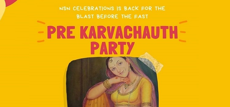 Pre Karvachauth Party In Chandigarh