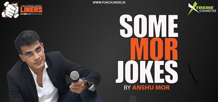 Stand Up Comedy ft. Anshu Mor In Chandiagrh
