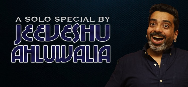 Jeeveshu Ahluwalia Virtual Comedy show by Online Events