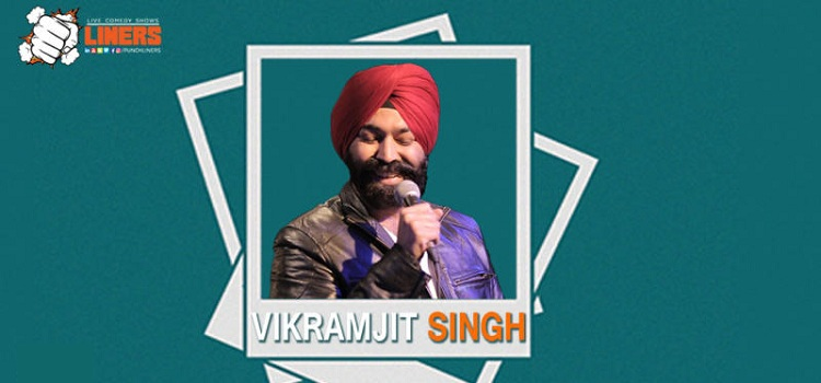 Comedy Show Ft. Vikramjit Singh At Peddlers by Peddlers