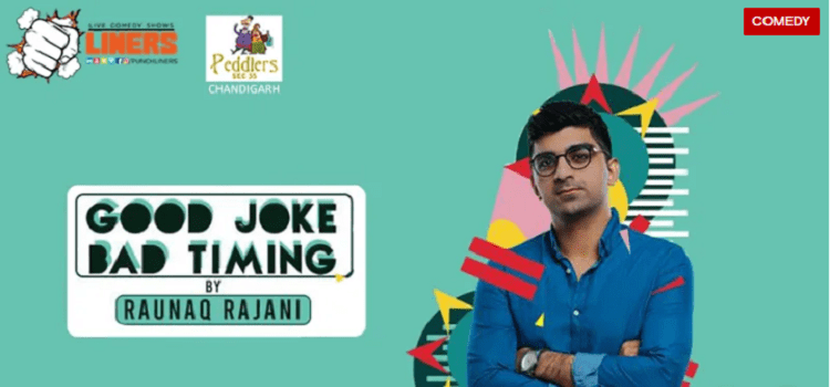 Punchliners Standup Comedy Show ft Raunaq Rajani by Peddlers