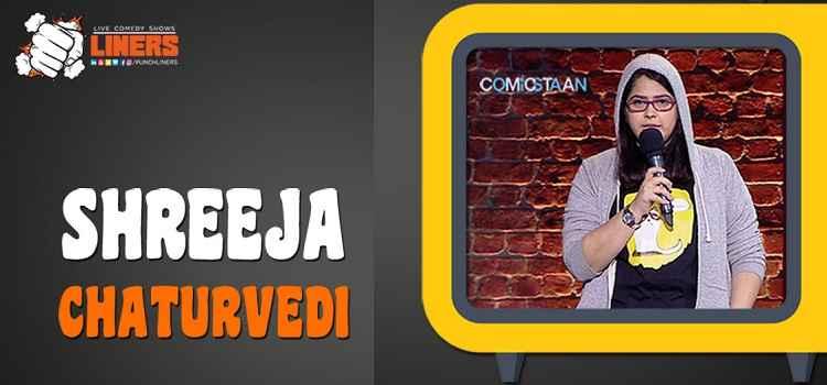 Standup Comedy ft. Shreeja Chaturvedi At Xtreme