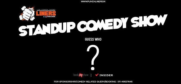 Punchliners Presents Live Standup Comedy Event In Chandigarh