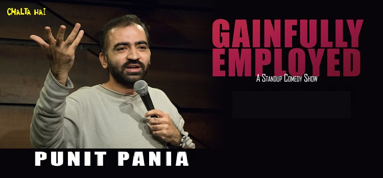 Punit Pania At Alliance Francaise In Ahmedabad
