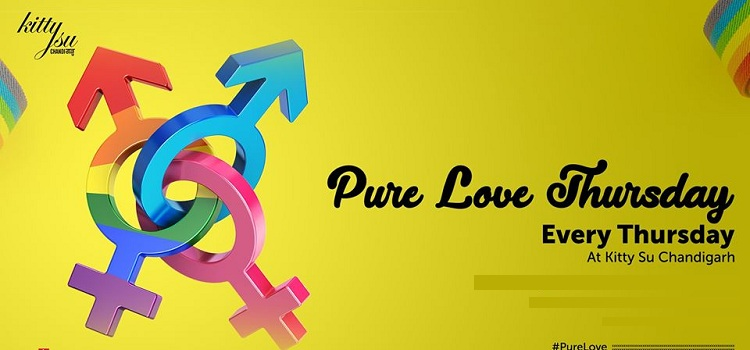 Pure Love At Kitty Su Lalit In Chandigarh by Kitty Su - The Lalit