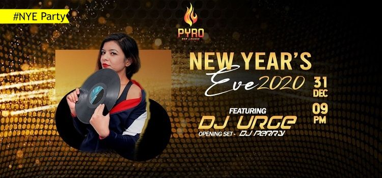 Hottest New Year Bash at Pyro Chandigarh
