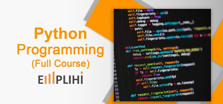 Online Python Programming By EMPLIHI by Online Events