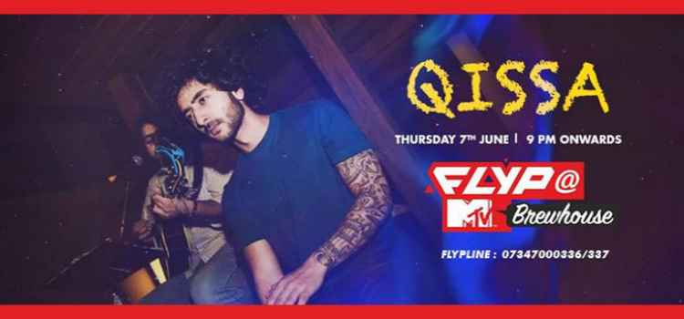 Gear up for Qissa Duo Live At Flyp@Mtv Chandigarh!