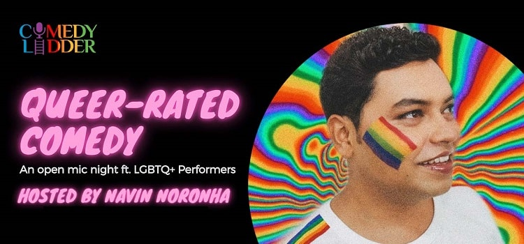 Queer Rated Virtual Comedy Open Mic