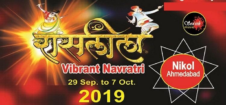Raaslila Vibrant Navratri In Ahmedabad