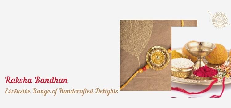 Raksha Bandhan-Handcrafted Delight By JW Marriott