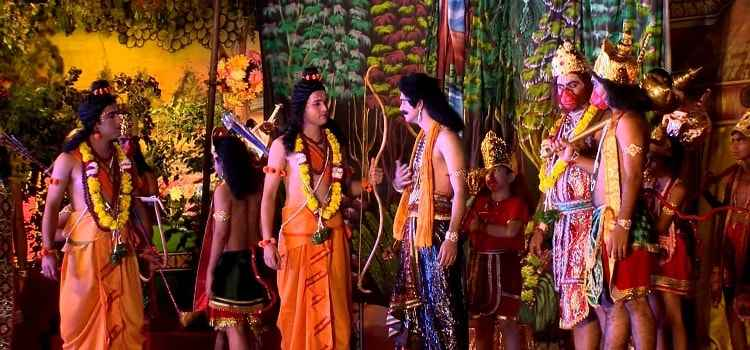 Watch The Leela Of Lord Rama At These Ramleela Grounds In Chandigarh