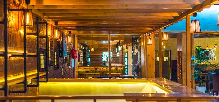 From Quirky Cocktails To Theatrical Food, This Bar & Kitchen In Chandigarh Serves Drama On A Platter!