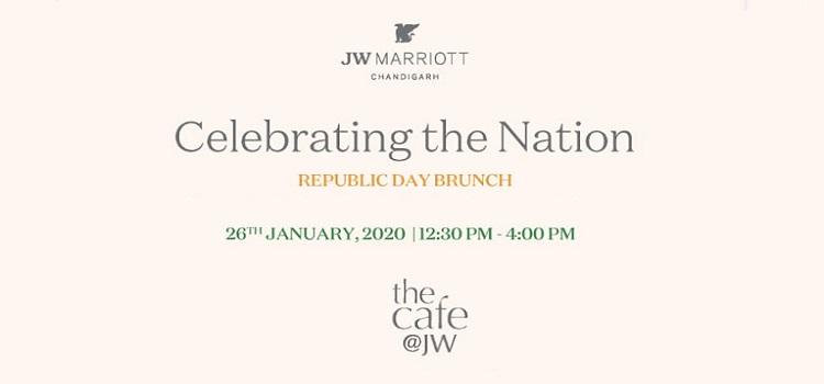 Republic Day Brunch At JW Marriott Chandigarh