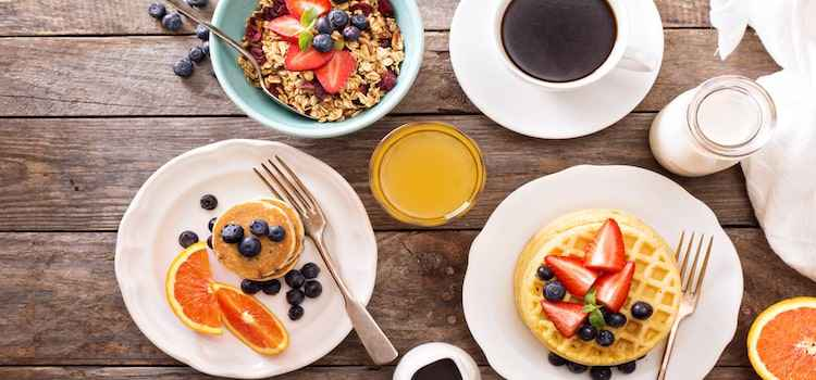 It's Never Too Late For Breakfast! Places For Breakfast In Chandigarh