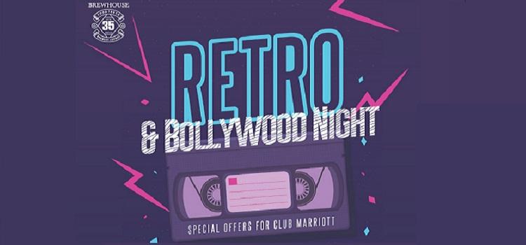 Retro & Bollywood Night At 35 Brewhouse