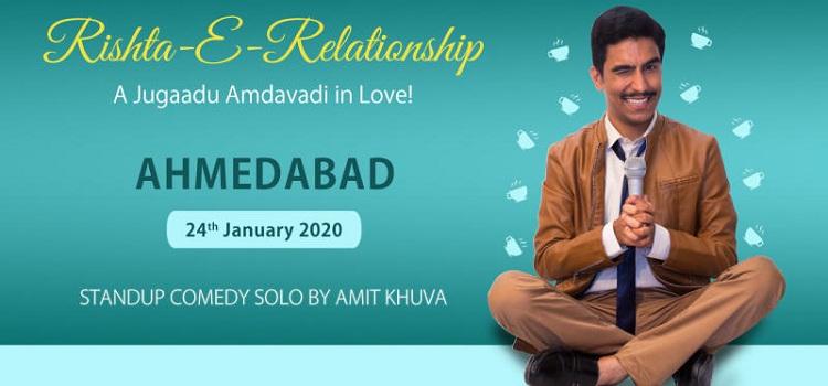 Rishta-E-Relationship by Amit Khuva In Ahmedabad
