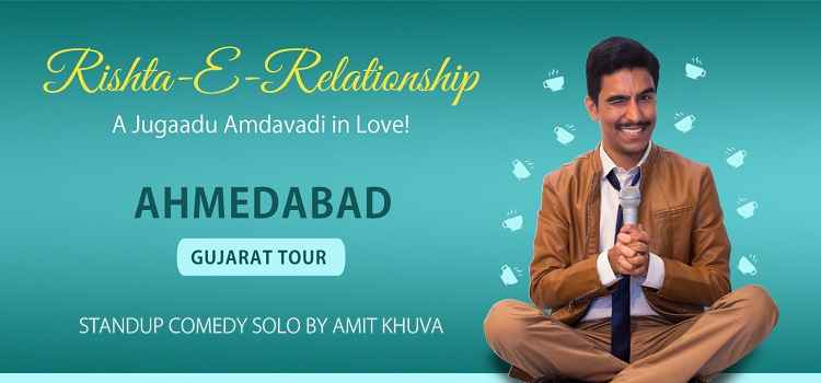 Comedy Tour By Amit Khuva In Ahmedabad