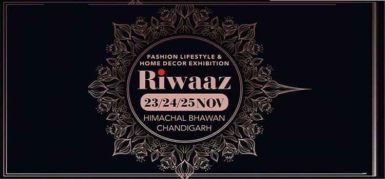 Riwaaz - Fashion, Lifestyle & Decor Exhibition by Himachal Bhawan