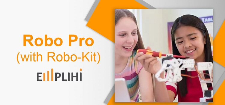 Robo Pro With Robo-Kit by EMPLIHI