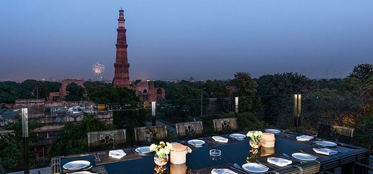 Rooftop Restaurants In Gurgaon For Your Date Night