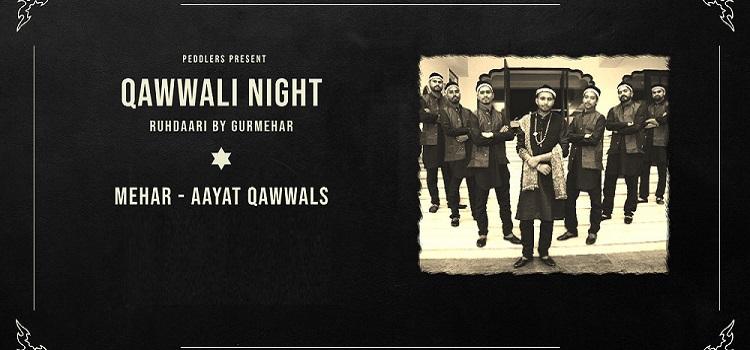 Ruhdaari By Gurmehar-Qawwali Night At Peddlers 35