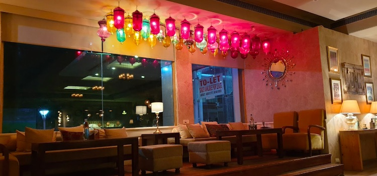 Don't Miss Out On This Stunning Restaurant In Panchkula!