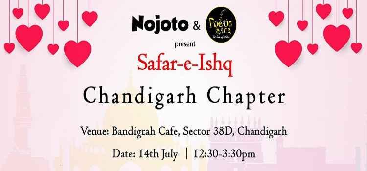 Safar-e-Ishq Poetic Tour at Bandigrah Cafe