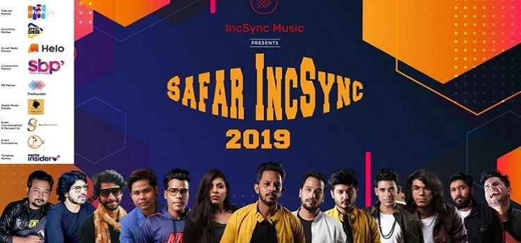 Safar IncSync Tour 2019 by Forest Hill Resort