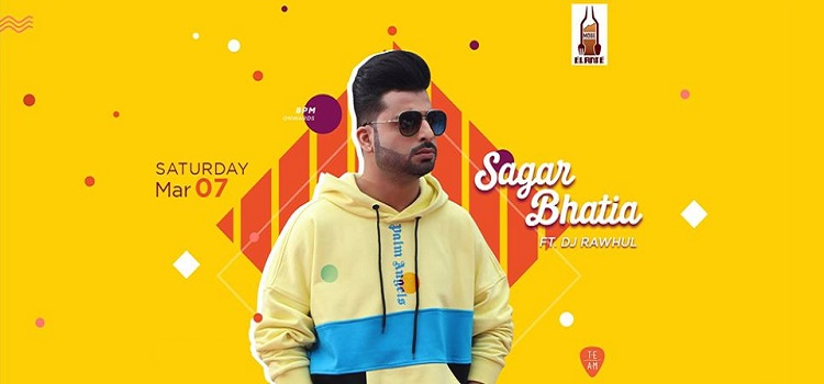 Sagar Bhatia Ft. Dj Rawhul Live At MOBE Elante