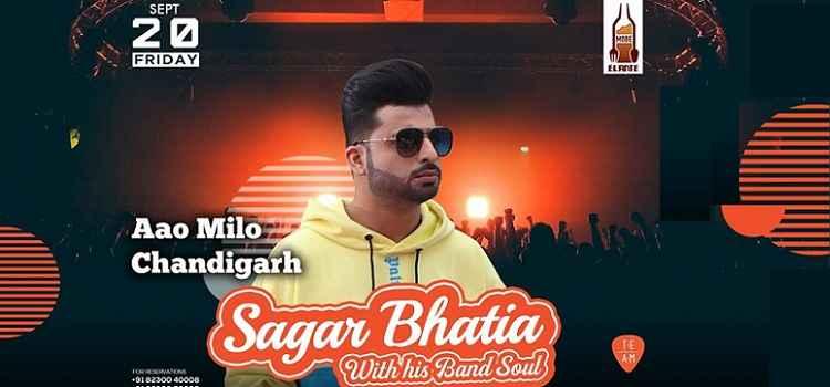 Sagar Bhatia Live At MOBE Elante