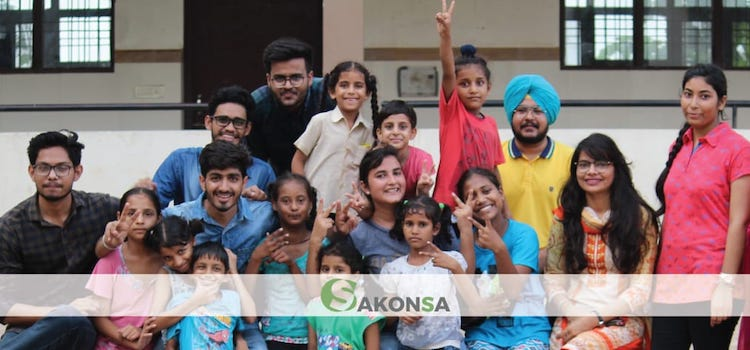 Sakonsa Social Welfare Foundation Spreading Smiles