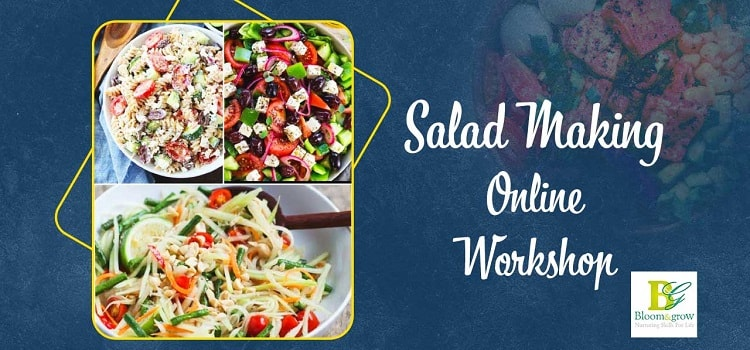 Salad Making Online Workshop