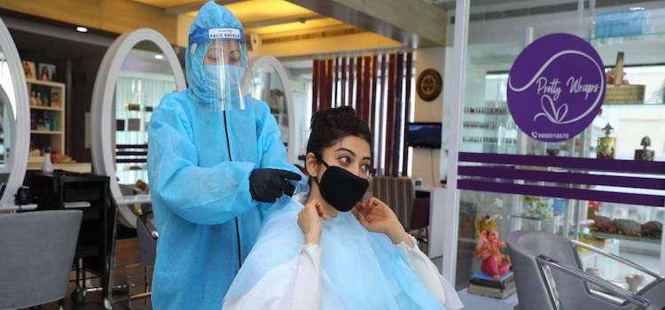 Salons In Chandigarh That Ensures Safety During Covid Time