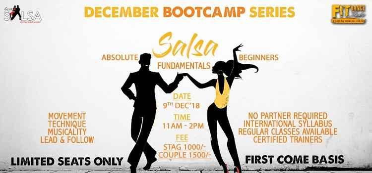 Salsa Fundamentals Bootcamp In Chandigarh