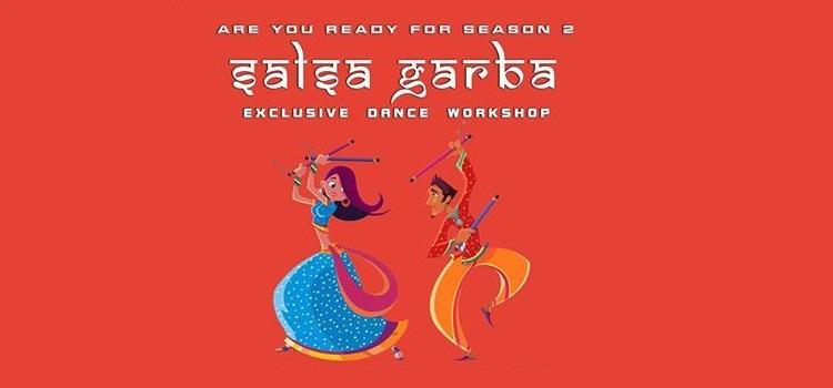 Salsa Garba Workshop in Panchkula