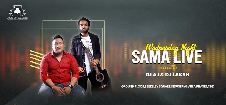 Sama Band Live At Ace Of Clubs Chandigarh