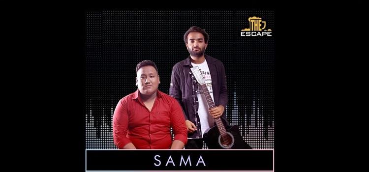 Sama Band Live At The Escape