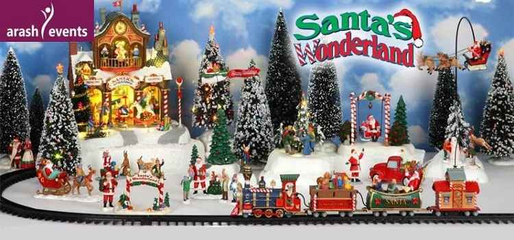 Santa's Wonderland: Fancy Dress Christmas Party At Sip 'n' Dine