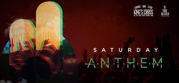 Saturday Anthem Ft. Dj Jam And Dj Vshl At Kings Cross, Chandigarh